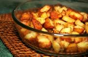 Roasted Potatoes With Garlic