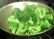 Soy Garlic Broccoli