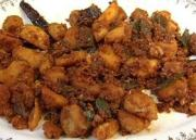 Colocasia Fry