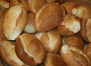 Bolillos is an oval shaped bread which has a very crunchy crust