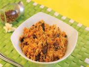 Mexican Rice by Tarla Dalal
