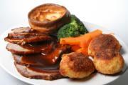 Scottish Yorkshire Pudding