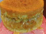 Betty's Southern Daffodil Cake- Easter