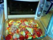 Veggie Meals-Zucchini Squash Casserole