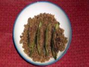 Stuffed Bitter Gourd - Bitter Gourd Besan Curry