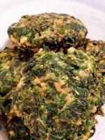 Spinach Ricotta Balls