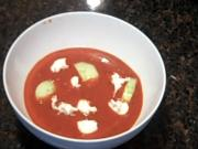 Roasted Gaspacho Soup