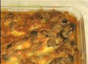 Turkish Patlıcan Graten