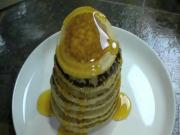 Gluten-Free Vegan Blendtec Blender Pancakes - Healthy