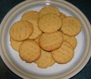 Butter Crispies