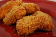 Fried Chicken Nuggets_hard to digest