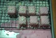Petit Four Glace Part 3  - Frosting