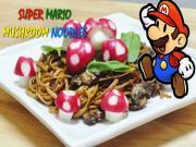 Super Mario Bros Mushroom Noodles