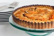 Apple Almond Pie