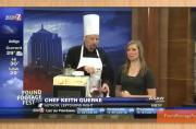 Fake Chef Pranks News Stations with Really Gross Leftovers
