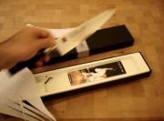 Sharpest Knife: Handmade Kasumi Knife