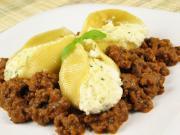 Meat Manicotti