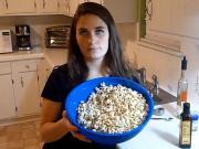Garlic Truffle Popcorn