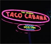 Taco Cabana menu
