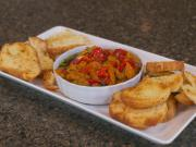 Sunset Grilled and Marinated Sweet Pepper Relish