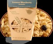 Lemon Blueberry Pilaf