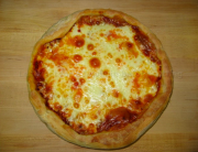 Easy Deep Dish Cheese Pizza