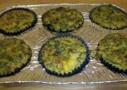 Baked Low Carb Mini Quiche