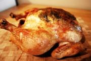 Chile Ginger Roast Chicken