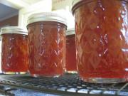 Rhubarb, Orange And Ginger Marmalade