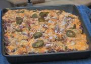 Grilled Tex Mex Lasagna