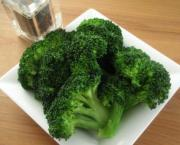 Broccoli to be cleaned