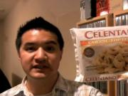 One Word Review : Celentano Cheese Tortellini