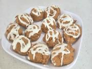 Easy Pumpkin Spice Cookie