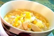 Pennsylvania Dutch Chicken Corn Soup