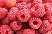Raspberries  -Participate in fat burning