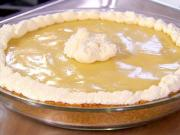Vanilla Sour Cream Pie