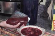 Cranberry Relish-Holiday
