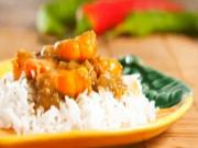 Cook Along Chicken & Prawn Curry