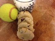 Bite Size Chocolate Chip Cookies (Cookies for Santa)