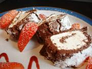 Delicious Chocolate Roulades