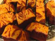 Betty's Marbled Red Velvet Cream Cheese Brownies