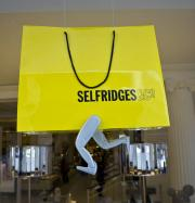 Selfridges sacks O'Shea