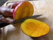 tips for carving mango