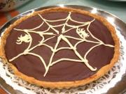 Baked Chocolate Sponge Pie