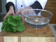 How to: Wash Leafy Greens