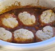 Beef Stew With Dumplings - Part 2 - Dumplings