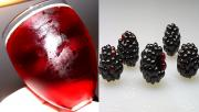Blackberries In Framboise