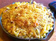 Mac and Blue Cheese