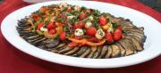 Holiday Special Eggplant Salad Platter