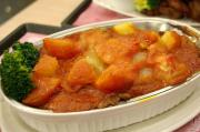 Southern Pork And Yam Bake